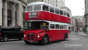 AEC Routemaster RM1993 by The-Transport-Guild