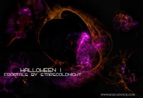 halloween I fractals by starscoldnight by StarsColdNight