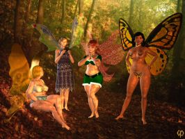 Can we be faeries too? by Chronophontes