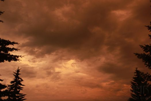 After The Storm by Ranakanth