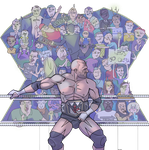 Triple h by BuduFamousPosleDeath
