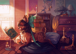 .: Heart and Hearth by Sapphu-Adopts
