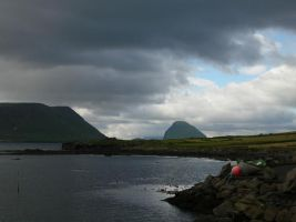 A View from the Faroe Islands by FluteJazz