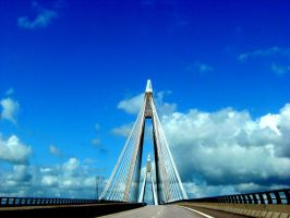 The Bridge of Uddevalla, Sweden by kaymeow
