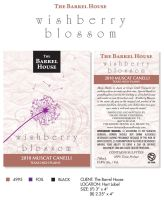 Wishberry Blossom Label by VisuallySpeaking