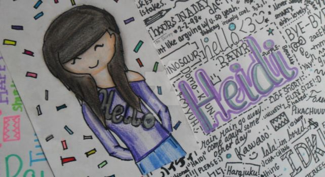HelloHeidi Profile Picture :D by HelloHeidi