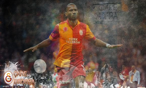 Care Drogba by SerikLY
