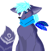 Woops I tried to lineless by Etheral-Fox