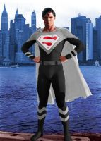 Justice Lord Christopher Reeve by LittleBigDave