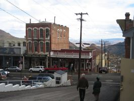Downtown Virginia City 4 by rifka1