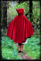 'Little Red' Back View by ByKato