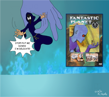 Cloaked Critic Reviews Fantastic Planet by TheUnisonReturns