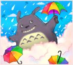 My Neighbour Totoro by musechan