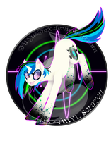 Rainbow Power - Vinyl Scratch [Full] by FuyusFox