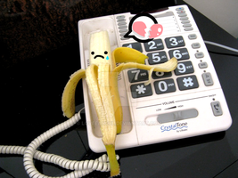 Death of the Banana Phone by loveeANGEL