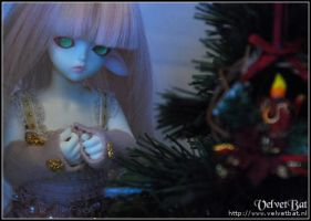 Have yourself a merry tiny Christmas... 001 by VelvetBat