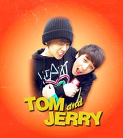 Tom and Jerry by GDzom-b