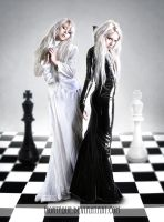 .:Checkmate:. by Morteque