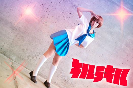 Mako Mankanshoku 1 - Kill la Kill cosplay by XiXiXion