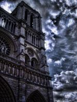 Notre Dame III by OllieLomo