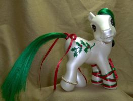Christmas series I Holly by customlpvalley