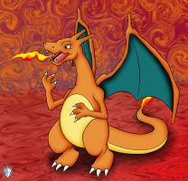 Charizard by Meteor-05
