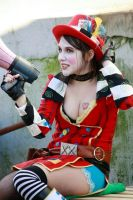 Moxxi there! by SajikaCosplay