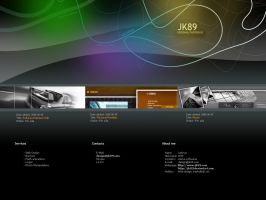 Fresh portfolio by JK89 by ArtistUnion