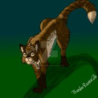 Brambleclaw by ThunderRunner26