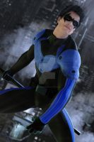 Nightwing01 by CodenameZeus