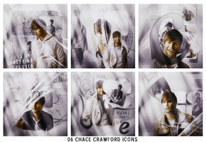 Chace Crawford Icons by bdenstrophywife