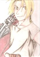 The Fullmetal Alchemist by miss-mustang