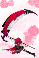 The rose has thorns by taneuki
