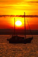 Sun in the rigging 2 by wildplaces