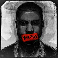 Yeezus by Kanye West by TemaKEKS
