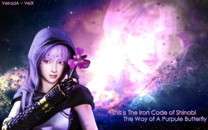 Ayane : `~ The Iron Code of Shinobi ~` by VeiradA