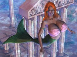 Mermaid by willdial
