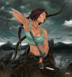 Lara croft by abyss008