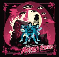 Astro Zombies Colour by Nemons