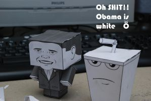 obama is white by ITphotography