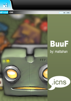 BuuF icns for Mac by xithium