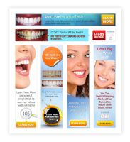 WhiteTeeth Ads by olex