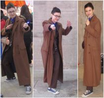 Tenth Doctor cosplay - Expocomic 2015 I by ArwendeLuhtiene