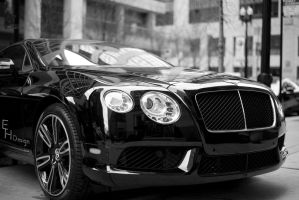 Enter The Bentley by BonaFideChimp