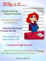 Misc- Work Poster by Agent-Di