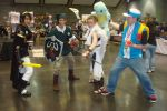 Super Smash Brawl in the Vendors by JuYee