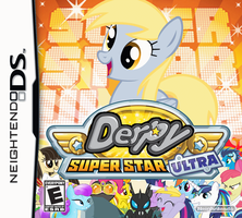 Derpy Super Star Ultra by nickyv917