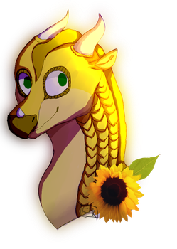 Sunny from WoF by EvelynKey