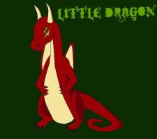 Little dragon by Mindless-Ho-oh