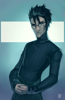 CM: Lawrence by BloodnSpice